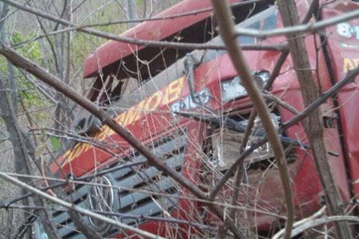 Bombeiro morre após acidente com viatura no Ceará