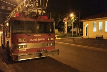 Homem rouba viatura dos Bombeiros e sai pela cidade com sirenes ligadas