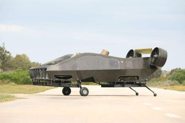 Ambulancia-dron, una realidad con aplicaciones civil y militar