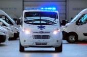 Les Dauphins: l'univers de l'ambulance!