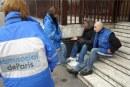 Le cri d'alarme du Samu social: faute de places pour plus de 650 personnes par jour