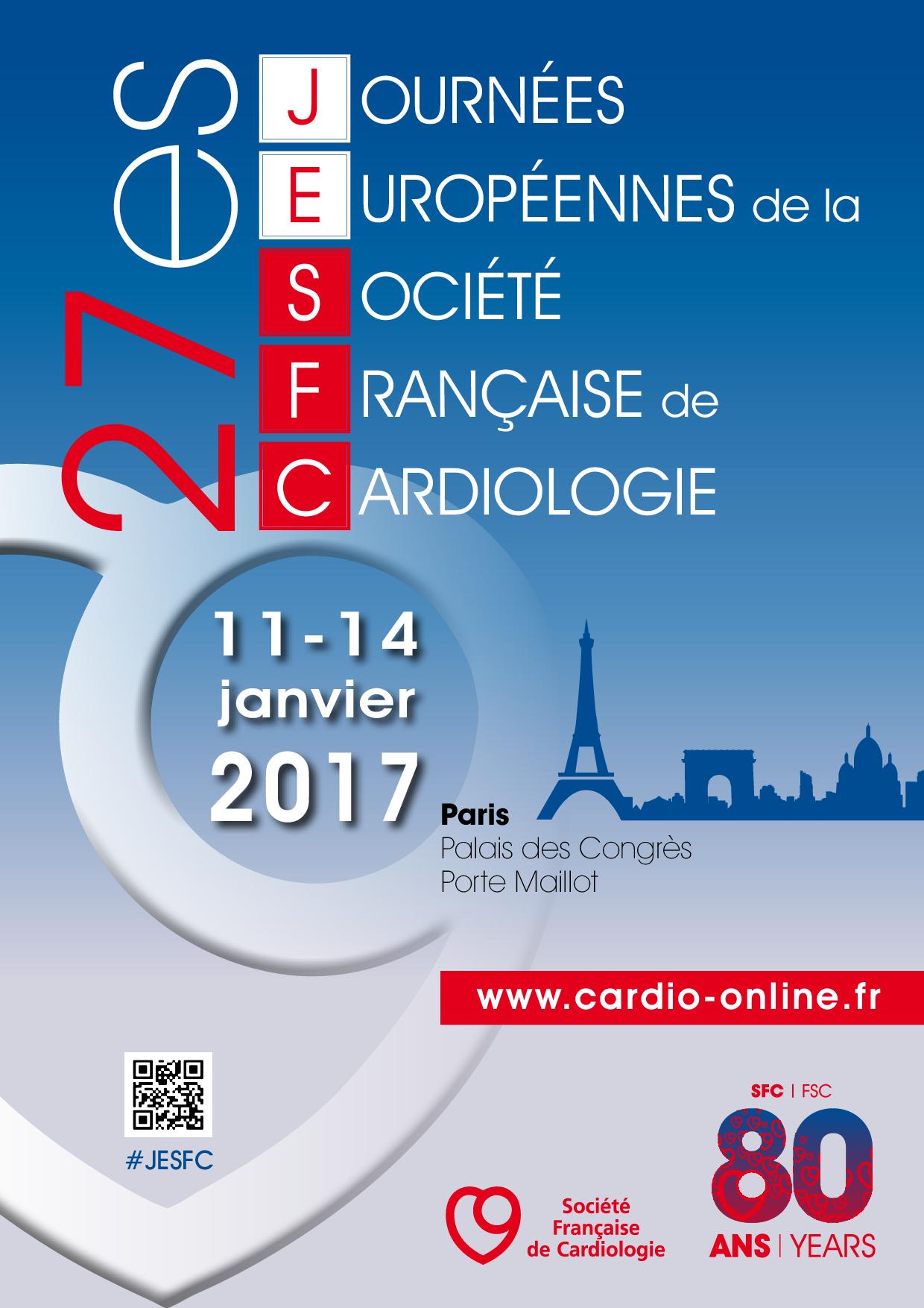 27es Journées Européennes de la Société Française de Cardiologie