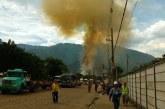 Incêndio atinge unidade da Vale Fertilizantes em Cubatão, SP