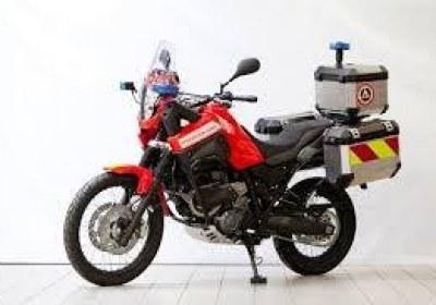 moto protection civile
