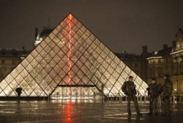 Louvre : un militaire ouvre le feu sur un homme qui tentait de l'agresser