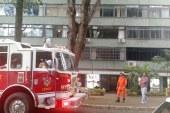 Bombeiro de folga controla incêndio em apartamento no DF
