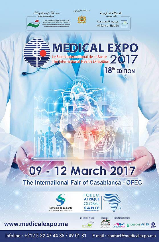 Medical Expo 2017: l'Afrique, un marché, un potentiel