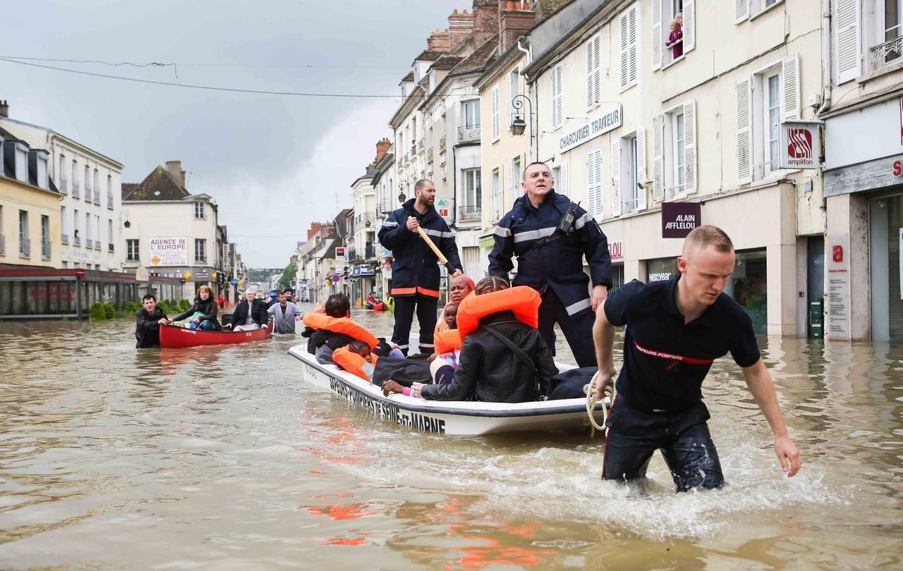 Autoprotection: comme faire face aux inondations?