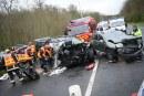 Accident de la route, les conseils des sapeurs-pompiers