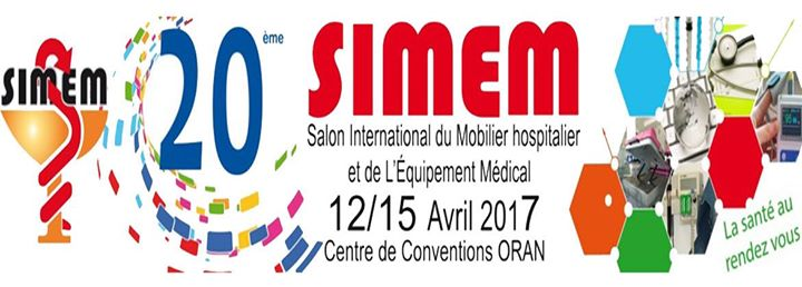 20ème SIMEM: 12-15 avril Centre de Convention d'Oran