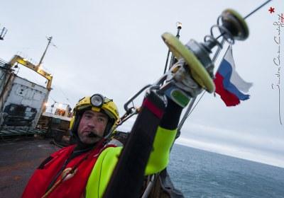 Reportage sur l'helicoptere de secours de Sysselmannen à Svalbard (2012) -1