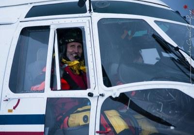 Reportage sur l'helicoptere de secours de Sysselmannen a Svalbard (2012)-3