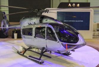 Airbus presenta Airbus Corporate Helicopters
