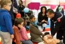 Bilou le Casse-Cou, secourisme et prévention chez les enfants