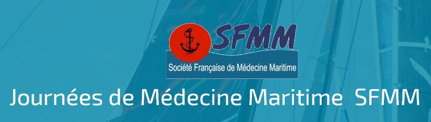 Journées de la Société Française de Médecine Maritime 12 et 13 mai 2017