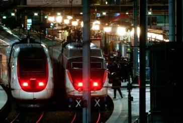 Opération policière à Paris: evacuation à la Gare du Nord