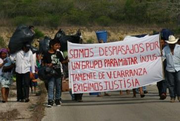 Colombia registra 42 desplazamientos masivos en lo que va del año