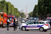 Tentative d'attentat aux Champs Elysées