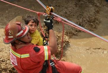 Mas de 280 mil damnificados por las lluvias en Perú