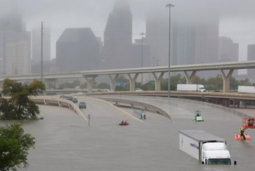 Ouragan Harvey, services des secours et réseaux sociaux dans les sauvetages
