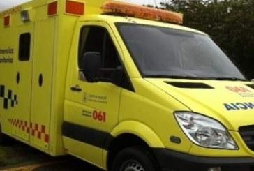 Un total de 92 personas fueron asistidas debido a 61 accidentes de tráfico durante este fin de semana en Galicia