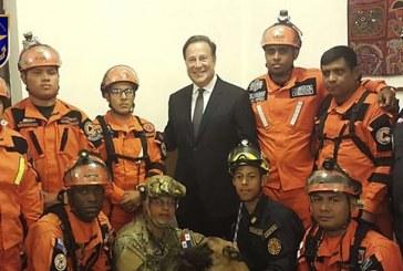 USAR – Rescatistas aeronavales retornan de México