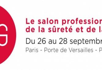 APS, salon professionnel de la sûreté et de la sécurité! 26-28 septembre à Paris