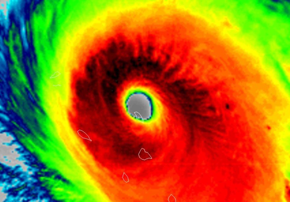 Irma en Puerto Rico: zonas inundable, adviertimentos y noticias