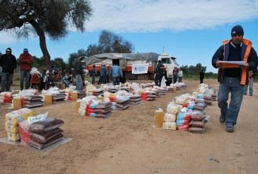 Tormentas generaron daños a 20.000 familias paraguayas en octubre