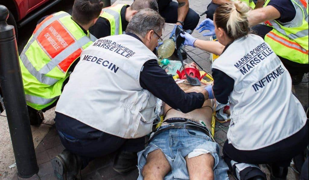 Marseille: recrutement des médecins urgentistes civils chez le BMPM