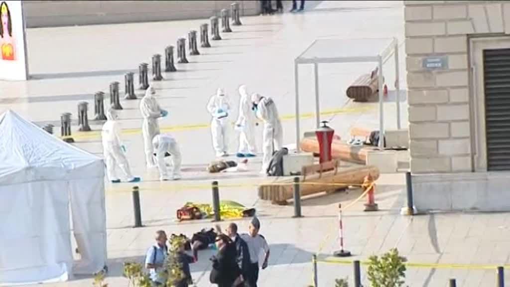 Marseille, attaque mortelle revendiquée par l'Etat islamique
