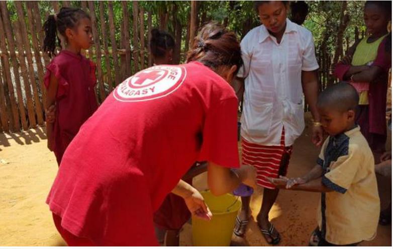 Madagascar: Mouvement Croix-Rouge contre l'épidémie de peste