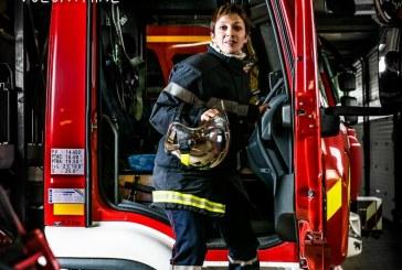 Sapeuse-pompière, tous les métiers sont mixtes!