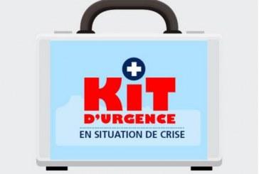Comme préparer un kit d'urgence