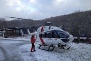 Quel impact a l'hiver sur l'équipe du Centre Médical Héliporté ?