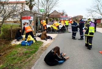 Exercice Situation Multiples Victimes