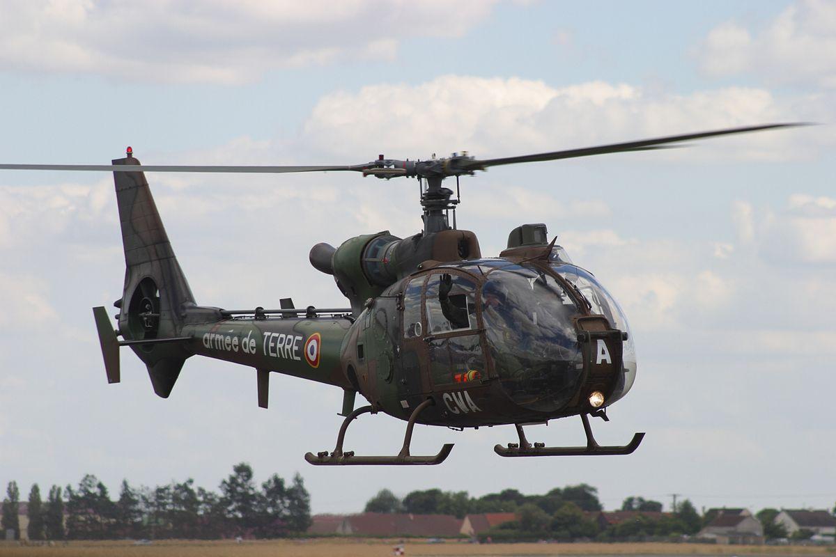 Crash de deux hélicoptères militaires, 5 soldats tues