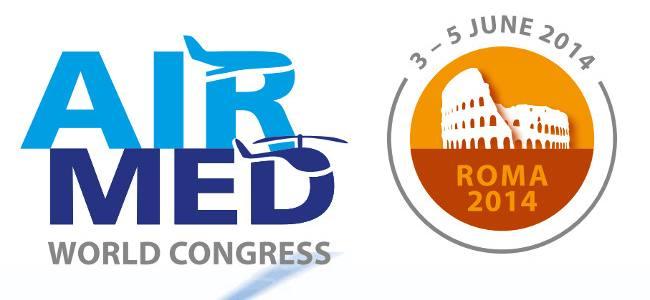 Il mondo aeromedicale si riunisce a Roma per AIRMED 2014