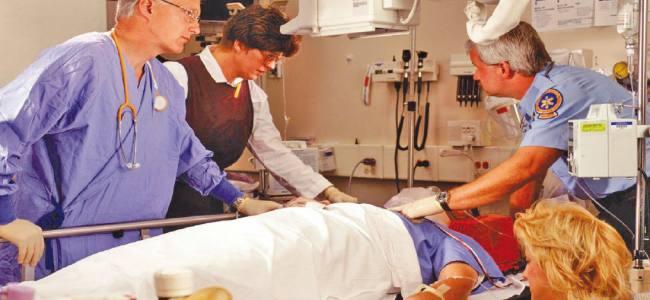 LO STUDIO: L'indice di perfusione nel trauma maggiore