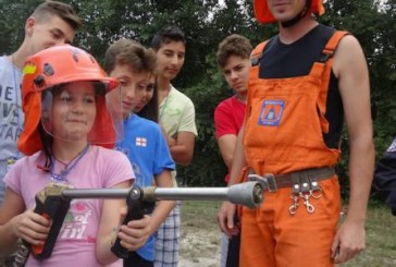 Protezione Civile, Anpas inizia i campi scuola