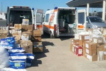 """""""Siria chiama Italia risponde"""" ma gli aiuti umanitari sono bloccati alla frontiera"""