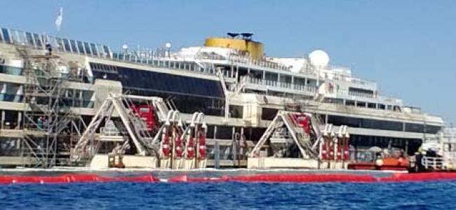 Costa Concordia: al Giglio si aggiorna la popolazione sui lavori
