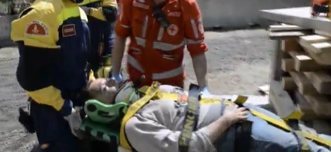 Catastrofe a Torino, il video dell'esercitazione congiunta di sicurezza