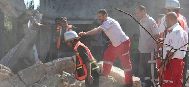 La Croce Rossa a Gaza fa il punto della situazione