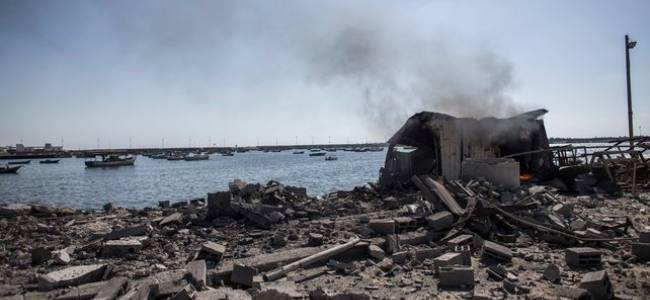E' iniziato il cessate il fuoco a Gaza: pronta una raccolta fondi della Red Crescent
