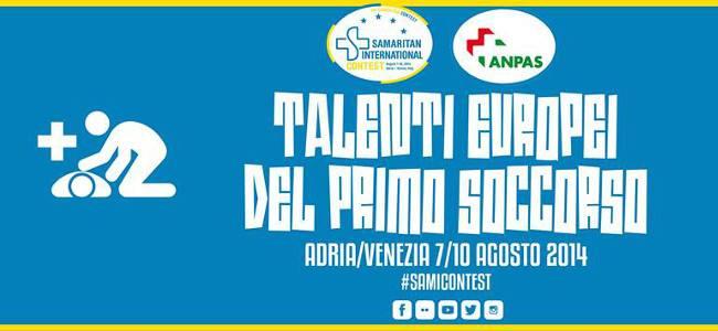 Contest SAMI: I talenti europei del primo soccorso a Venezia e Adria