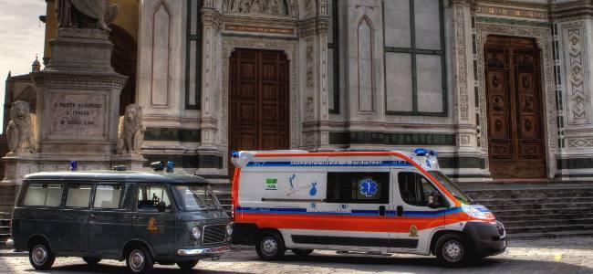 Misericordia di Firenze, passato e futuro all'ombra del Duomo