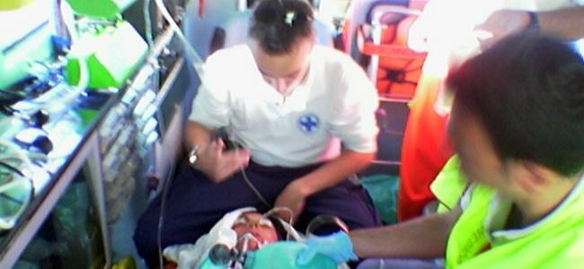 Intubazione in movimento, una comparazione sperimentale