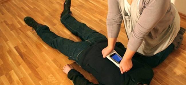 La rianimazione si fa… con l'iPhone