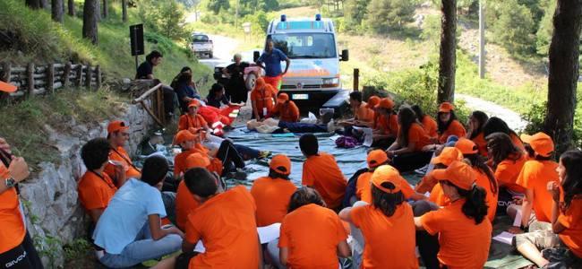 """Liguria, """"anch'io sono la Protezione Civile"""" arriano i campi scuola per 40 giovani under 14"""